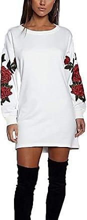 letzte Auswahl Modestil von 2019 populärer Stil Longpullover in Weiß: 233 Produkte bis zu −38% | Stylight