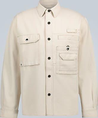 Acne Studios Orallo jacket with pocket detailing