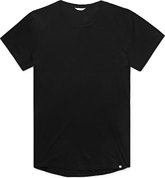 Orlebar Brown Ob-t Slim-fit Cotton-jersey T-shirt - Black