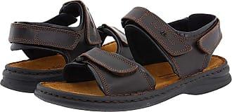 f078f67c53a9 Josef Seibel Rafe (Dakota Moro Black) Mens Hook and Loop Shoes