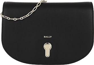 Bally Clayn W110 Crossbody Bag Black Umhängetasche schwarz