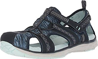 Dr. Scholls Womens Archie Sport Sandal, Navy Nubuck, 6.5 M US