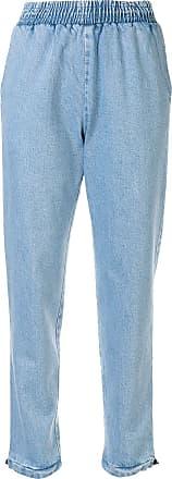 Ksenia Schnaider Calça jeans - Azul