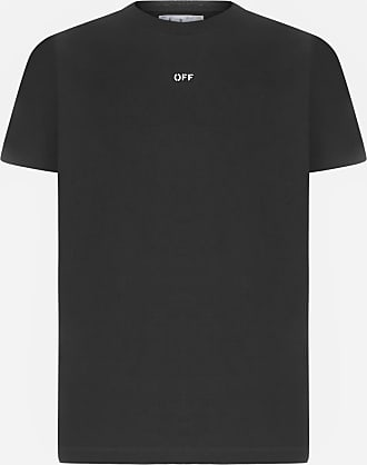 Off-white T-shirt Stencil Arrows in cotone - OFF WHITE - uomo