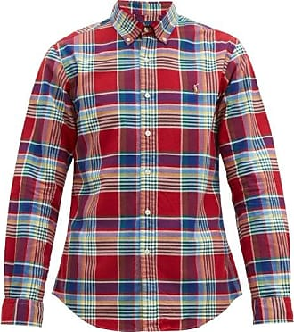 25ce3025 Polo Ralph Lauren® Checkered Shirts − Sale: up to −60 ...
