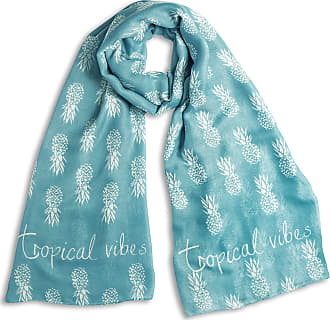 Katie Loxton Sentiment Scarf - Tropical Vibes