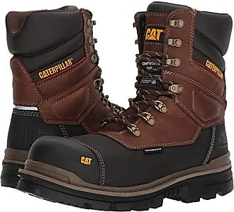 e19fdc9fdc4 Men's Brown CAT Boots: 55 Items in Stock | Stylight