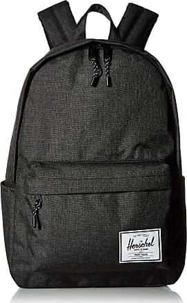 Herschel Herschel Unisexs Classic X-Large Backpack, Black Crosshatch, One size