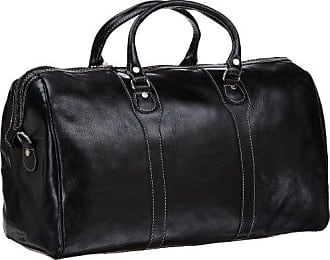 Floto Luggage Milano Brief Attache Medium Black
