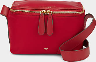 Anya Hindmarch Lunch Box Nylon in Red