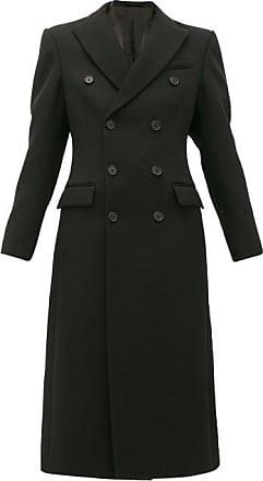 Wardrobe.NYC Wardrobe.nyc - Release 05 Double-breasted Wool Coat - Womens - Black