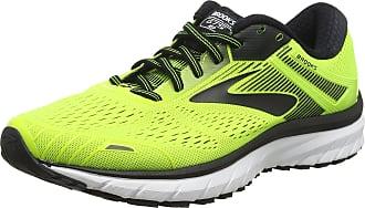 Brooks Adrenaline GTS 18, Mens Running Shoes, Green (Nightlife/Nightlife/Black 751), 6.5 UK (40.5 EU)