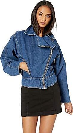 Siwy Womens Dana Oversized Jacket in River of Tears