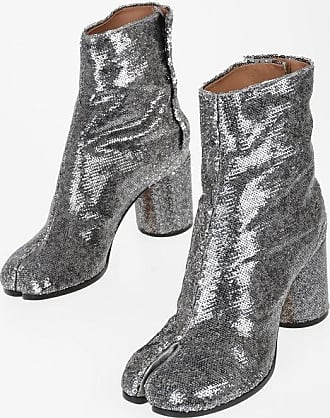Maison Margiela MM22 Stivaletto in Paillettes 8cm taglia 36