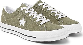 Converse One Star Ox Suede Sneakers - Green
