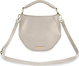 Katie Loxton Suki Mini Bucket Womens Vegan Leather Convertible Shoulder Top Handle Handbag