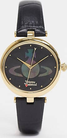 Vivienne Westwood belgravia watch in black