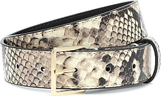 Altuzarra Snake-effect leather belt