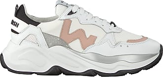 Womsh Weiße Womsh Sneaker Low Futura