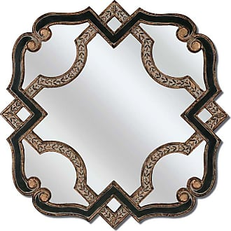 Paragon Picture Gallery Paragon Serpentine Wall Mirror - 37W x 37H in. - 8677