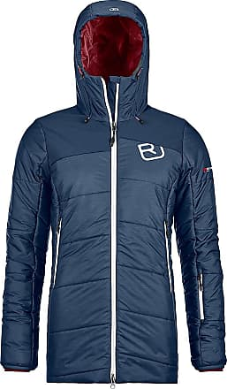 Ortovox Swisswool Verbier Parka night blue blend