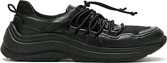 Sarah Chofakian Sneakers con design color-block - Di colore nero