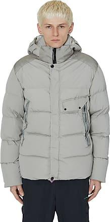 C.P. Company C.p. company Goggle down jacket GREY XXL