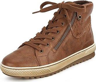 Damen Sneaker High in Braun Shoppen: bis zu −63% | Stylight