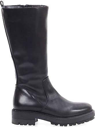 Zoe Fashion Womens WAR028 Black Boots | Autumn-Winter 19