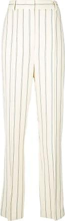 Khaite pinstripe tailored trousers - Neutro