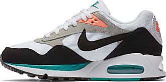 Nike Air Max Correlate Sneaker Damen in white-black-new green, Größe 36 1/2