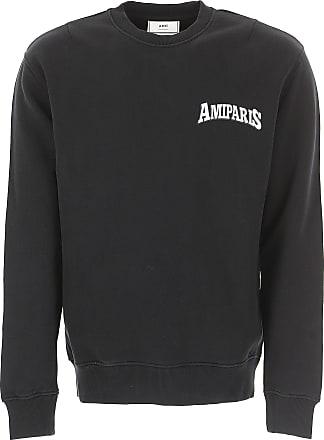 bf01eeb1dcc1 Ami Sweatshirt für Herren, Kapuzenpulli, Hoodie, Sweats Günstig im Sale,  Schwarz,