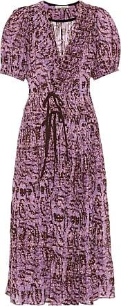 Ulla Johnson Kemala printed cotton midi dress