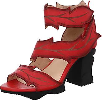 Laura Vita Arcmanceo 185 Womens Fashion Sandals, schuhgröße_1:39, Farbe:Red