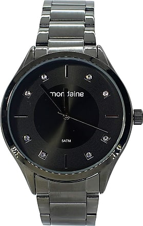 Mondaine Relógio Mondaine - Cinza - U