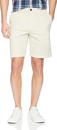 "Goodthreads Men/'s 5/"" Inseam Flat-Front Stretch Chino Shorts, Size 36 Black"
