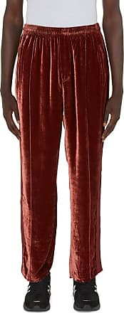 Our Legacy Our legacy Sidestripe track pants WINE VELVET M