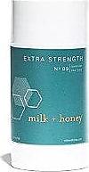 Milk + Honey Lavender, Tea Tree Extra Strength Deodorant No.09