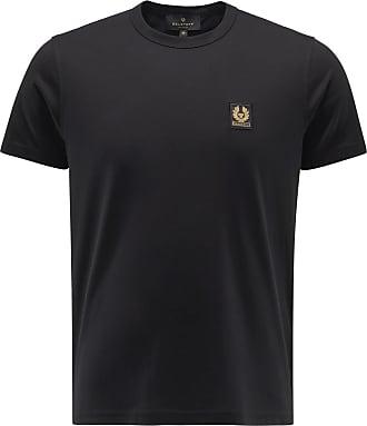 Belstaff Rundhals-T-Shirt schwarz bei BRAUN Hamburg