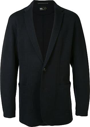 Kolor knitted single breasted blazer - Blue