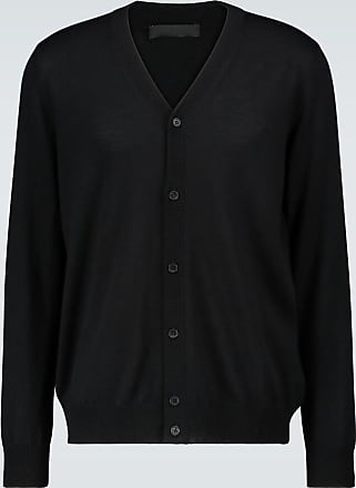 Wardrobe.NYC Wool knitted cardigan