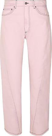 Palm Angels Boyfriend Jeans - Pastel pink