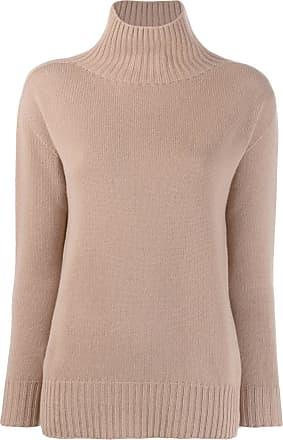 Max Mara roll neck sweater - Marrom