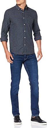 Pepe Jeans London Mens Hatch Slim fit Jeans, (Wiser Wash Dark Used Denim 000), W36/L32