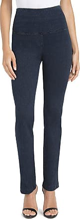 Lyssé Denim Straight Leg Leggings