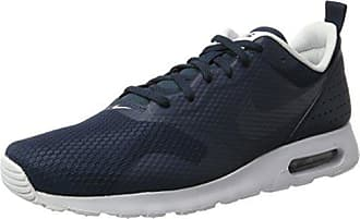 to buy b38e5 69503 Nike AIR Max Tavas, Baskets Homme, Bleu Blanc Armorymarine, 41 EU