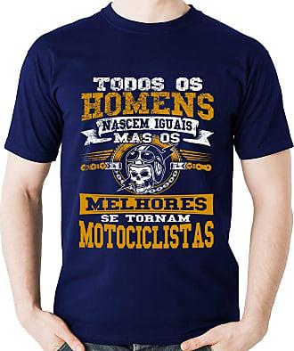Dragon Store Camiseta Todos Homens Motociclista Moto Motoqueiro Y Camisa blusa
