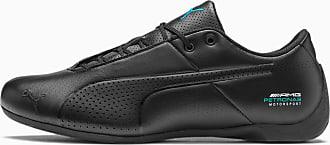 Puma MERCEDES AMG PETRONAS Future Cat Ultra Sneaker Schuhe | Mit Aucun | Schwarz | Größe: 40.5