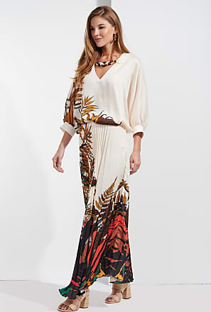 Sahoco Long pleated skirt
