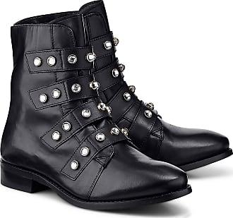 e80825f7e014 ANOTHER A Trend-Stiefelette in schwarz, Stiefeletten für Damen Gr. 36
